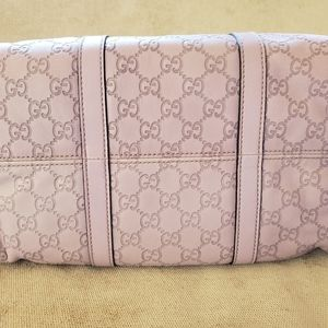 Gucci Bags - Lavender GUCCI Boston Bag